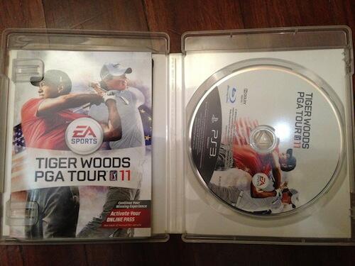 JUAL PS3 BD : TIGER WOOD PGA TOUR 2011,TIGER WOOD PGA TOUR 2012,OVERLORD 2,INFAMOUS 2