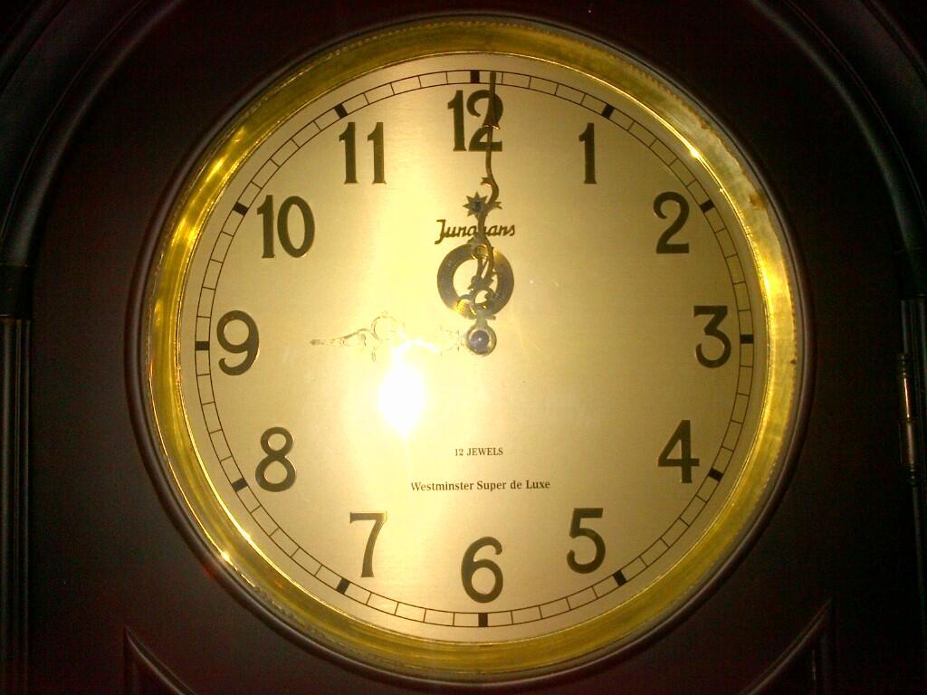 Jam Junghans Tahun 90'an (Westminster Super de Luxe)