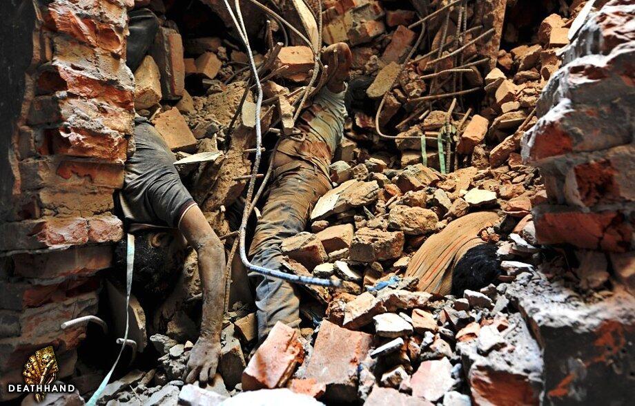 Building Collapse: Bangladesh's Rana Plaza Nightmare