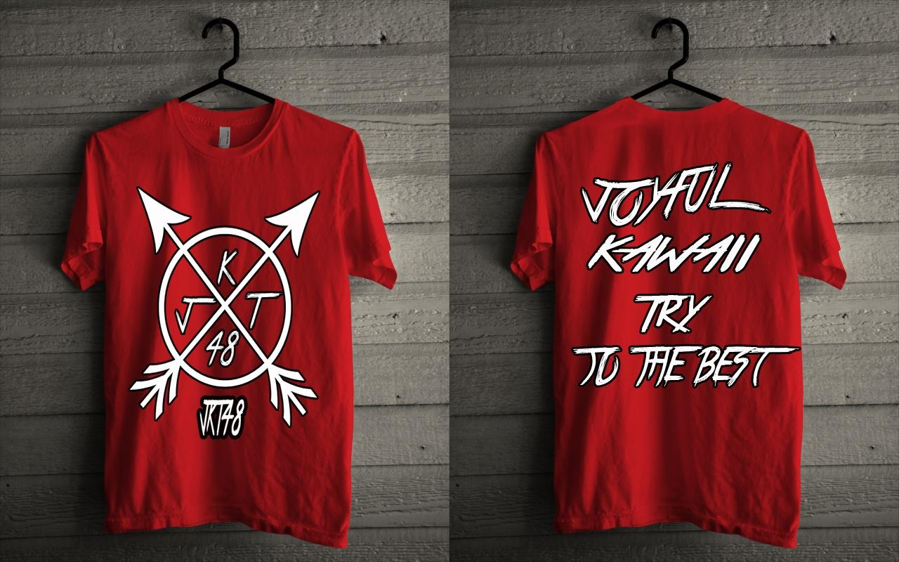 Desain t shirt jkt48 -  Pre Order No Quota Kaos Jkt 48 Desain Banyak Dan Selalu Update Keren Bgt