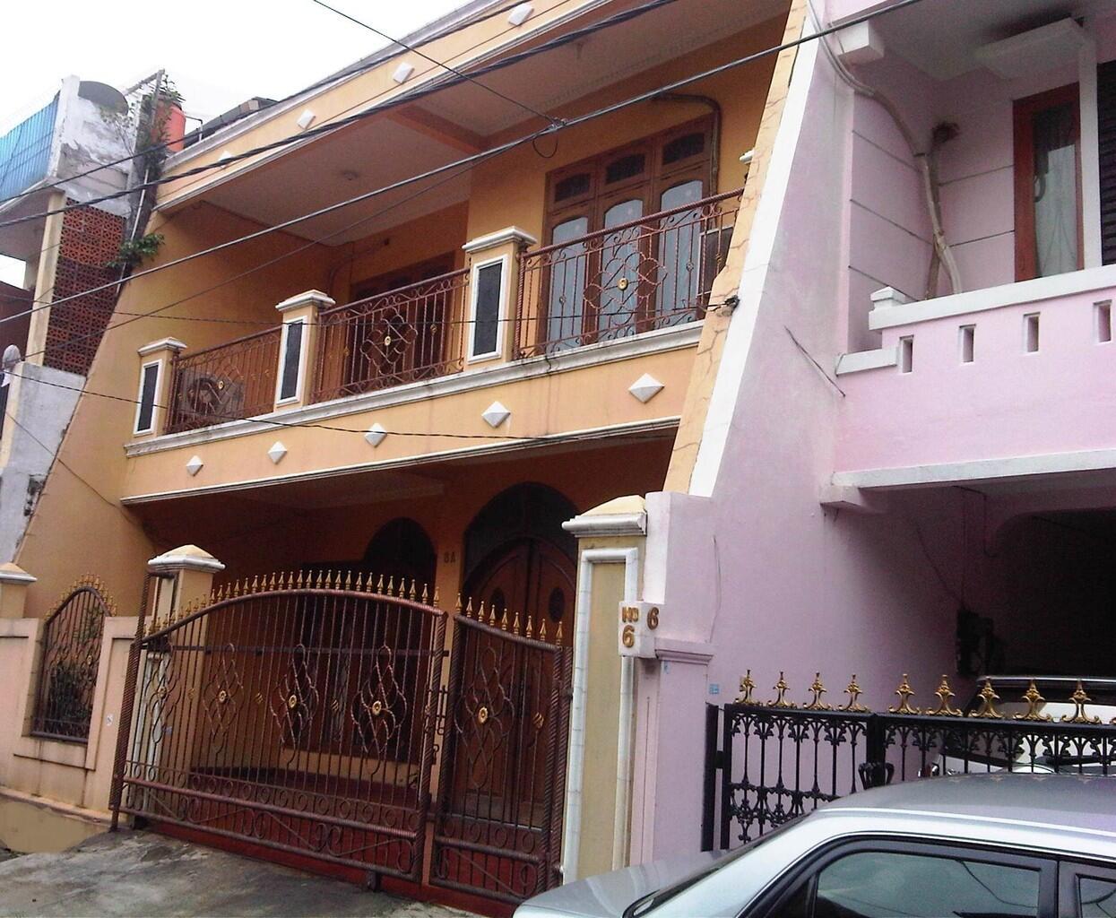 Rumah 2 lt. Nyaman, Strategis, Rawamangun