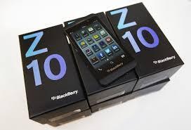 Promo BlackBerry Z10