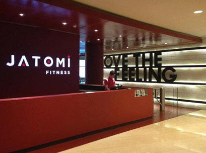 jual mamber gym JATOMI yang masi harga promo