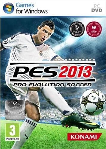 JUAL DVD GAME PES 2013 + PATCH TERBARU (Di PURWOKERTO)