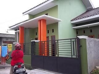 Rumah di Gumpang Kartosuro