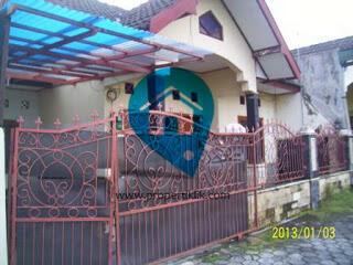 Rumah dijual di daerah perum munggur