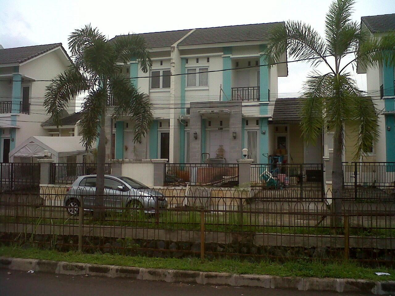 DIJUAL CEPAT! Rumah di villa nusa indah cibubur