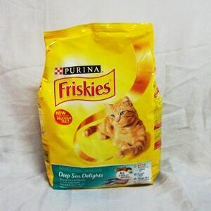 JUAL CAT FOOD (MAKANAN KUCING) FRISKIES