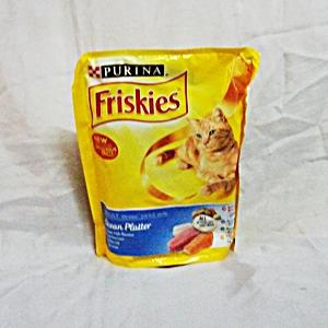 JUAL CAT FOOD (MAKANAN KUCING) FRISKIES Part 2
