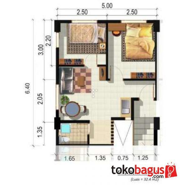 Over Credit Unit Lotus Residence Grand Depok City
