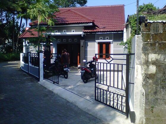 Rumah Baru di sebelah timur PLN Jl. Kaliurang, Yogyakarta46