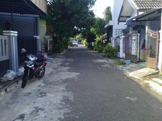 Rumah Minimalis di Utara Pasar Condongcatur, Yogyakarta
