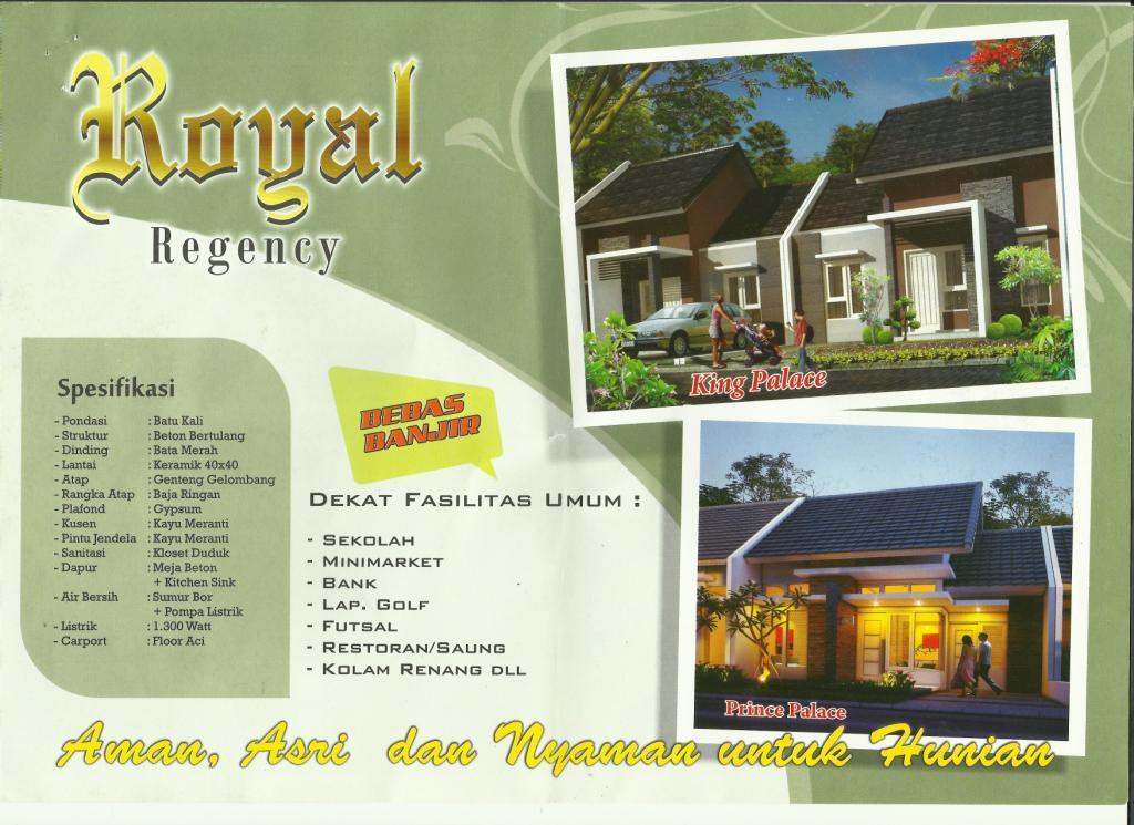 Perumahan Royal regency