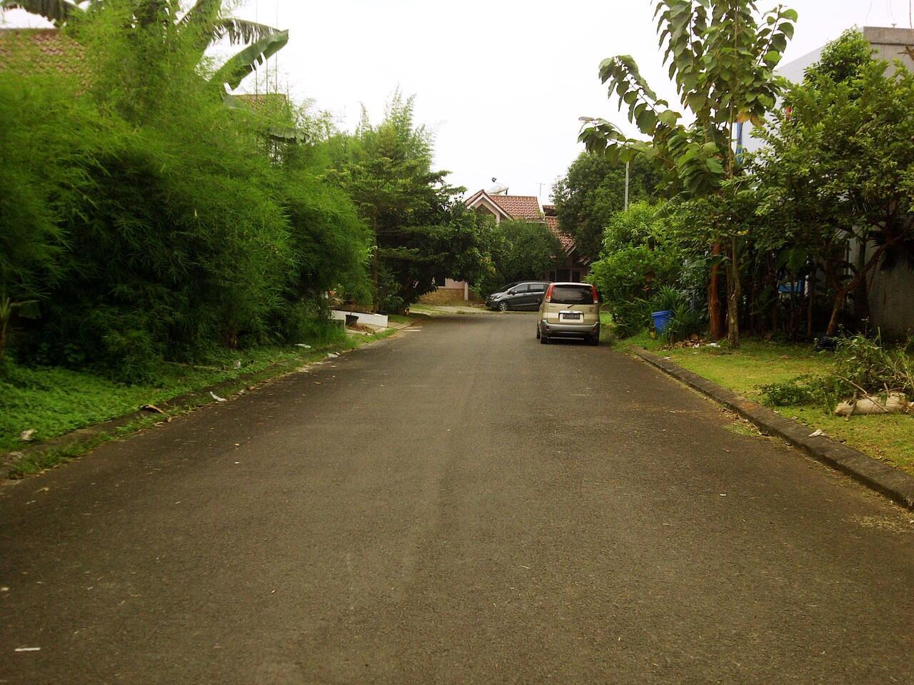 Rumah Alam Sutera Siap Huni, Lokasi bagus, Harga Murah