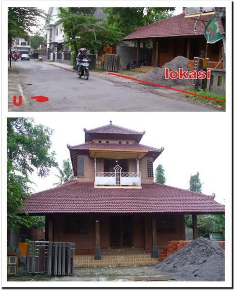 Rumah Bagus untuk Guest House Yogya