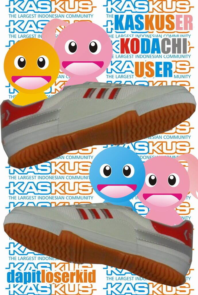 SEPATU KODACHI 8116 ukuran 37-45 | sepatu parkour, volly & jogging | termurah!