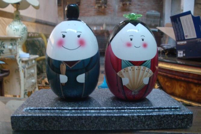 Boneka Jepang Kokeshi