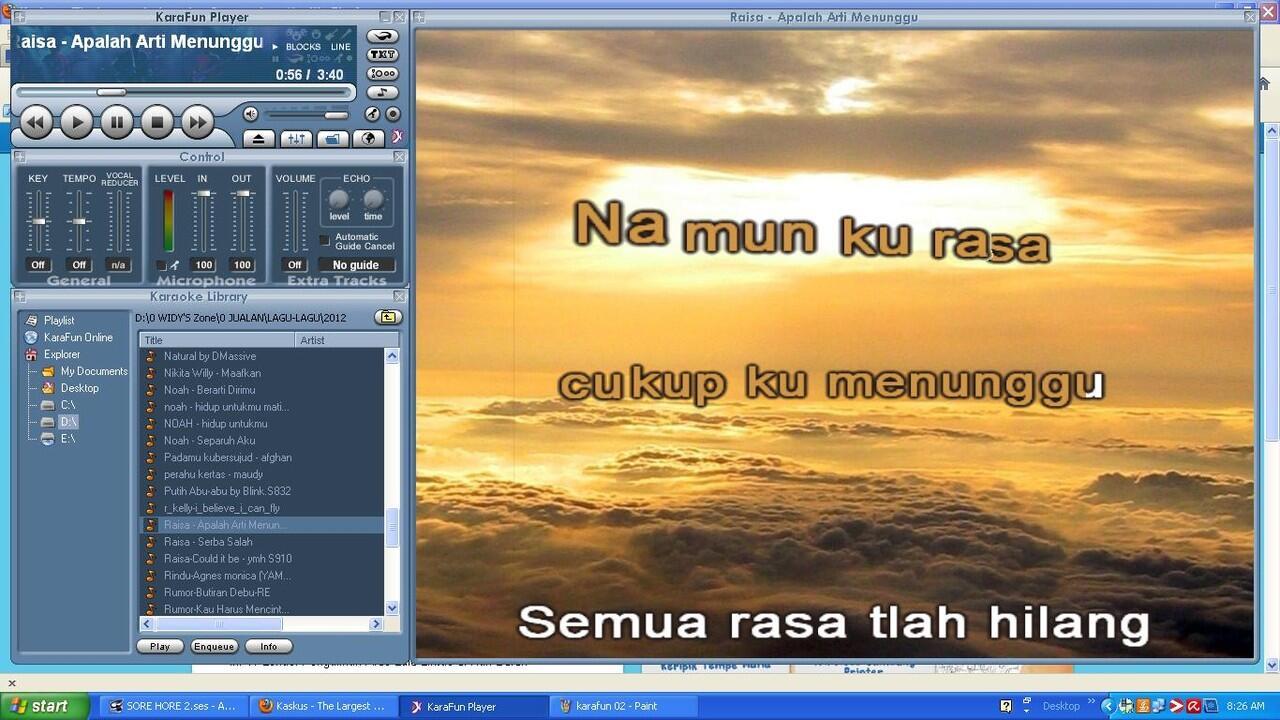 Image Result For Download Midi Karaoke Zaskia Gotik