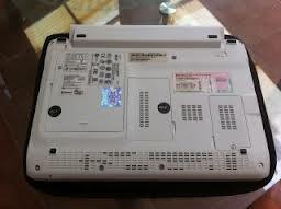jual netbook acer aspire one D250 series KAV60 (all normal) bandung