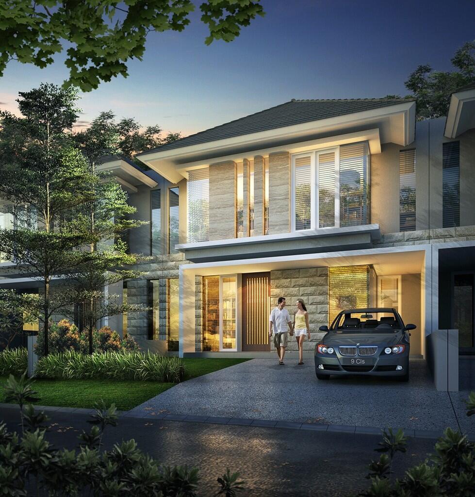Investasi di Citraland Surabaya Cluster Baru Tipe Peach