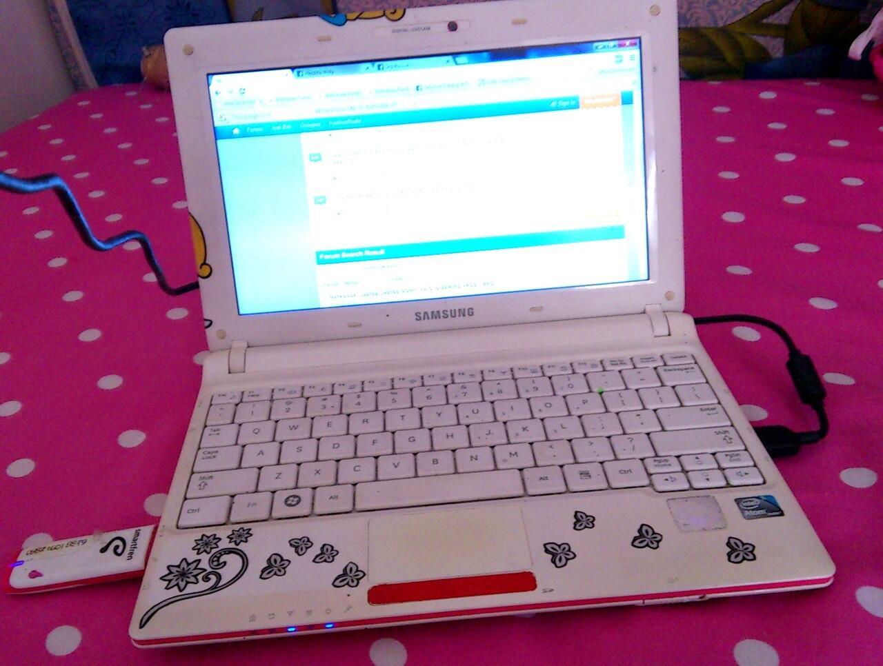 Notebook samsung kaskus - Jual Notebook Samsung N148 Plus Pink