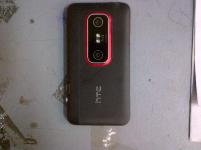 HTC Evo 3D CDMA Fullset