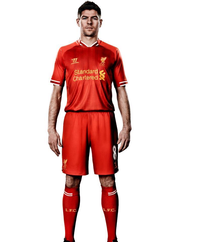 c6385033a1a  HOT  Inilah Jersey Liverpool FC 2013-2014