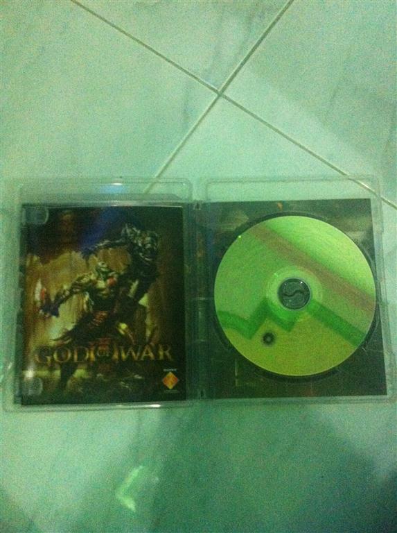 [JUAL] BD PS3 GOD OF WAR 3. Muluss dan Murah