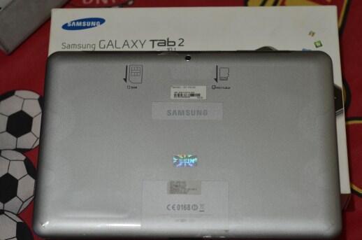 Samsung Galaxy Tab 2 10.1 Gt-p5100 (semarang)