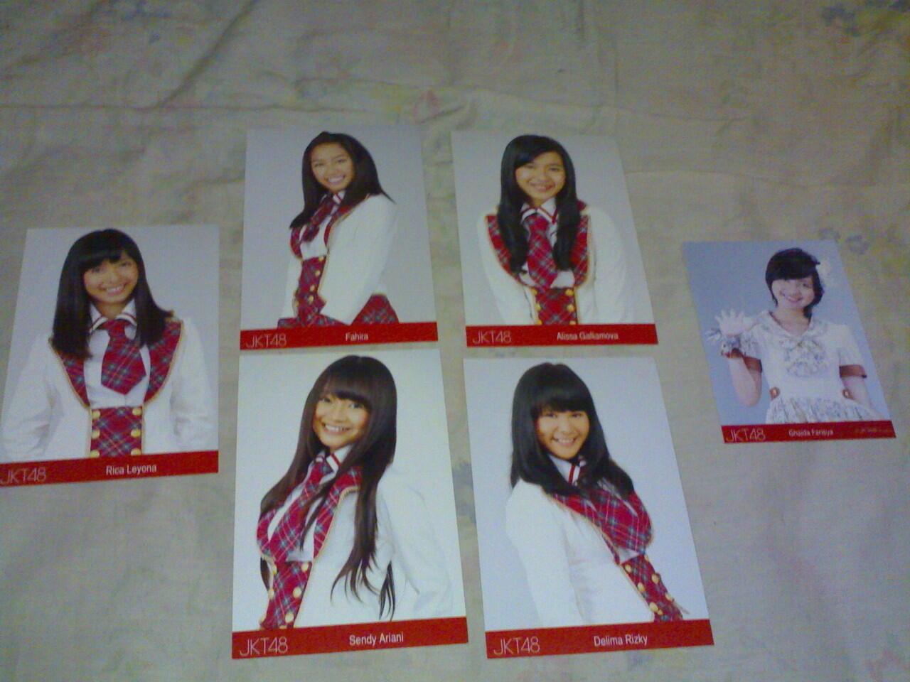 Jual Swag Photopack JKT48, AKB48 DLL