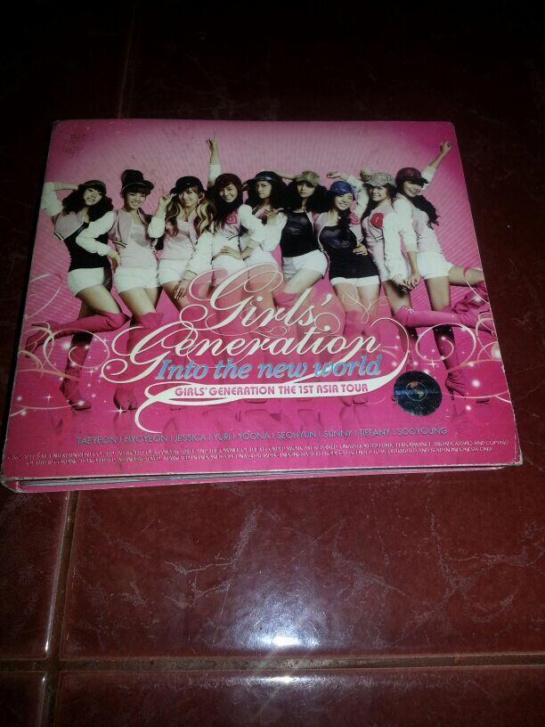 Jual album Snsd (Girls Generation)