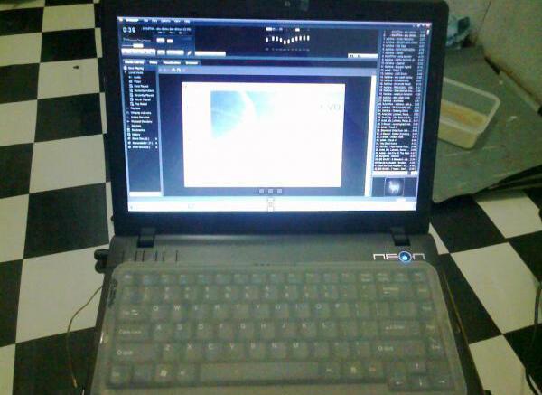 Axio NEON DUALCORE 2,3Ghz T4500
