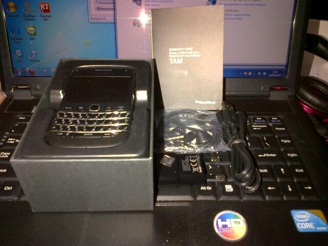 Blackberry Bellagio 9790 TAM baru 3 bulan