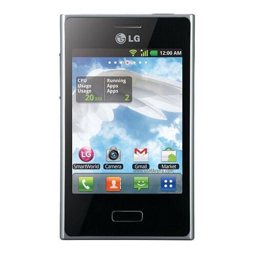 LG Optimus L3 - E400 White