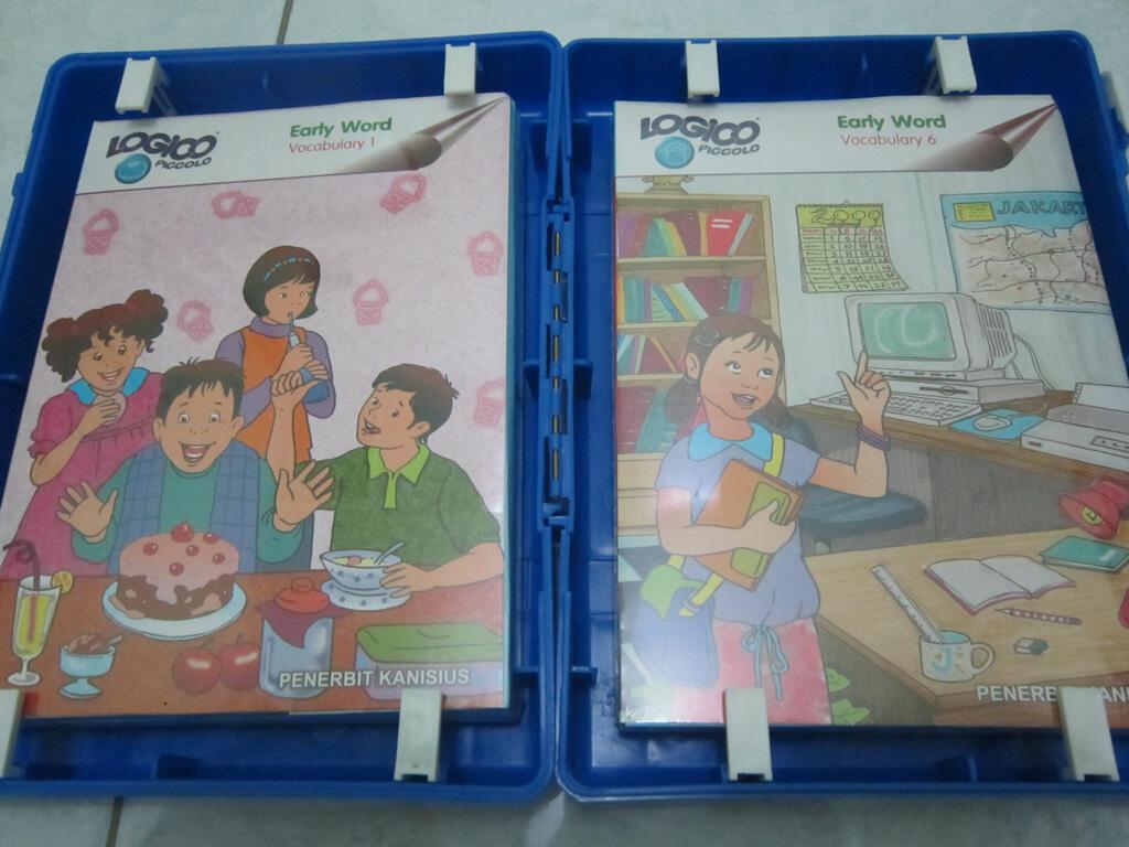 Terjual Logico Mainan Edukasi Anak Jogja Kaskus