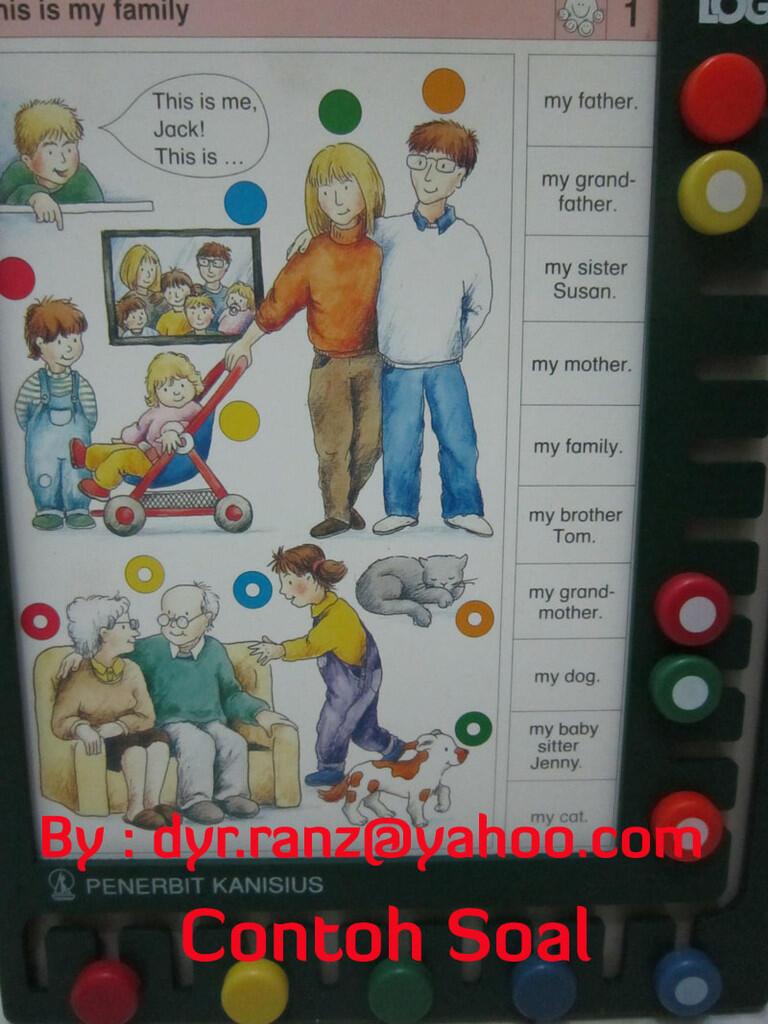 LOGICO Mainan Edukasi Anak