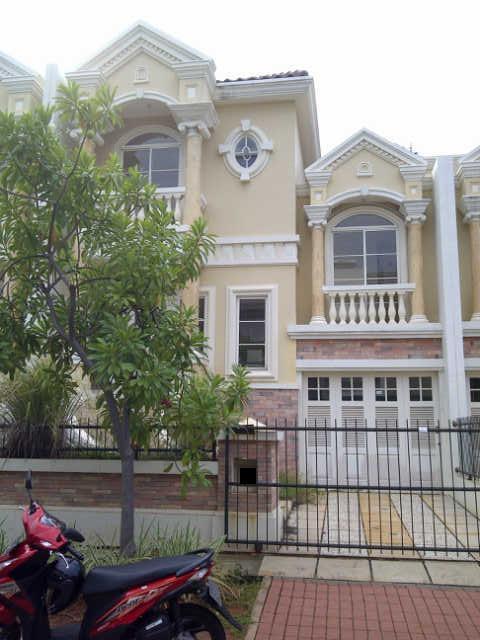 Jual Rumah di PIK LAYAR PERMAI (Classic) STANDARD - Selatan - PPJB
