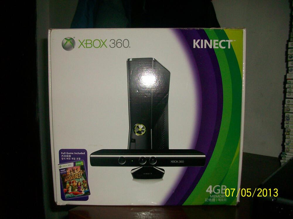 WTS xbox 360 slim 4gb (Bandung)