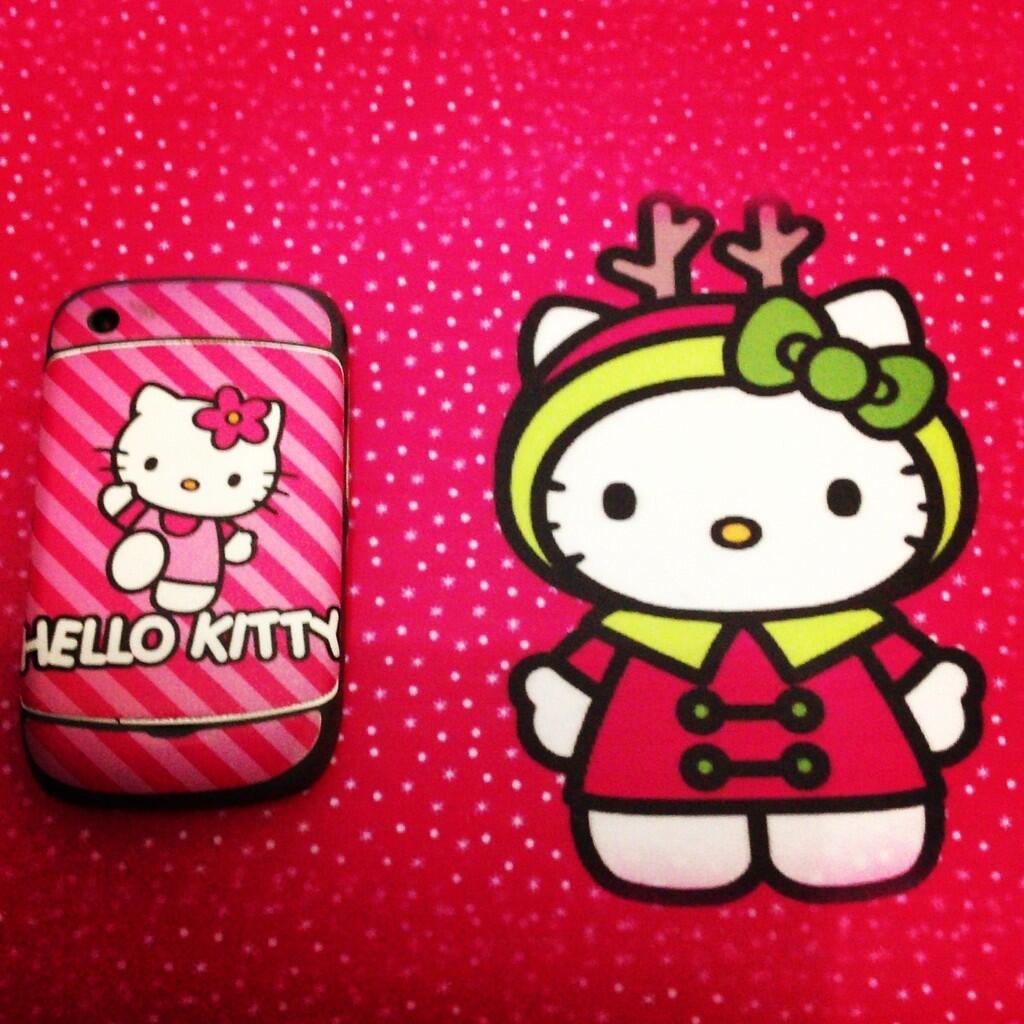 Blackberry Jupiter 9330 Kittyberry Bandung