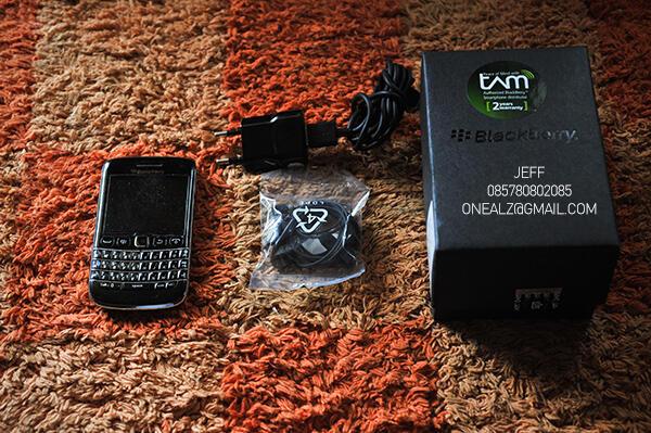Dijual Blackberry Belagio / Onyx 3 - Best price!
