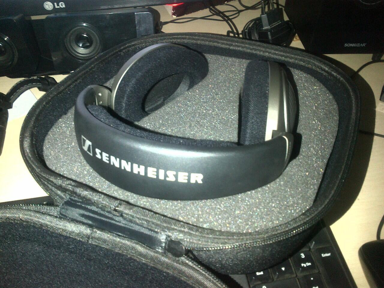 Jual Sennheiser HD 518 Second like new