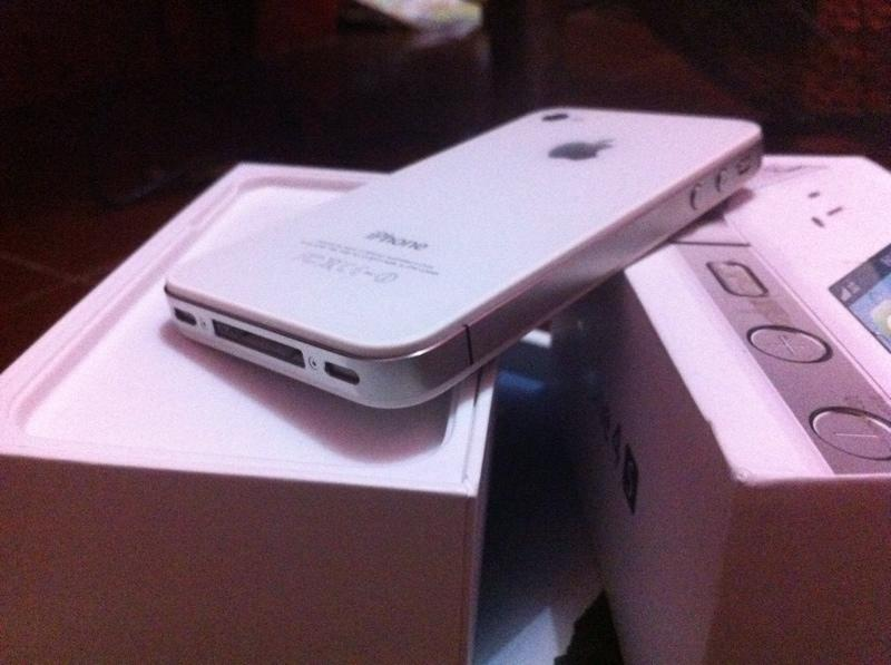 Stock Baru Masih Segel FU iPohone 5/iPhone 4s 16GB 32GB 64GB MURAH