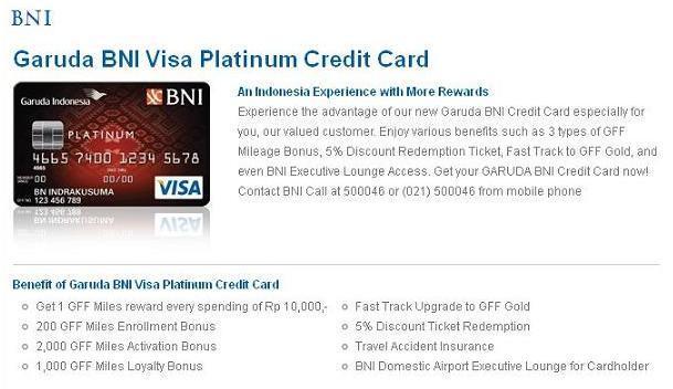 Kartu Kredit BNI Gratis Iuran Tahunan Banyak Promonya