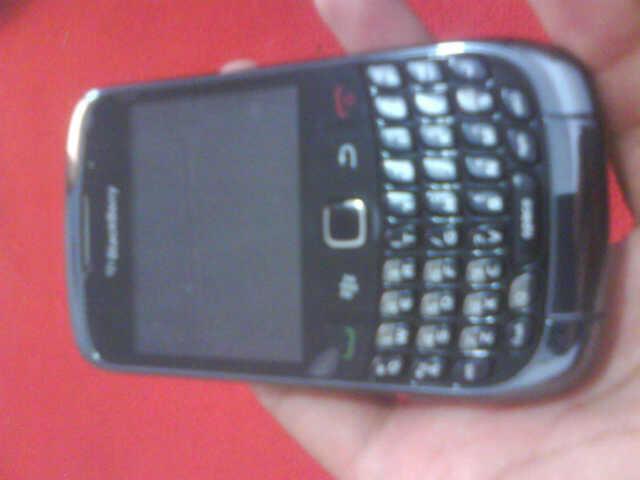 blackberry gemini 9300 GARANSI TAM MASIH PANJANG