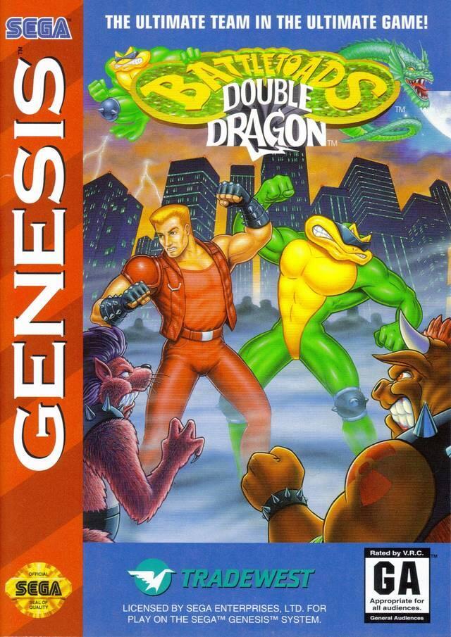 Pernah Main Game Double Dragon Gan Kaskus