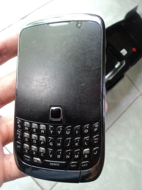BB KEPLERI CDMA 9330 Black Mulus Fullset Malang