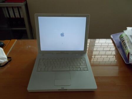 iBook G4 Last Gen 1,33( Ghz )