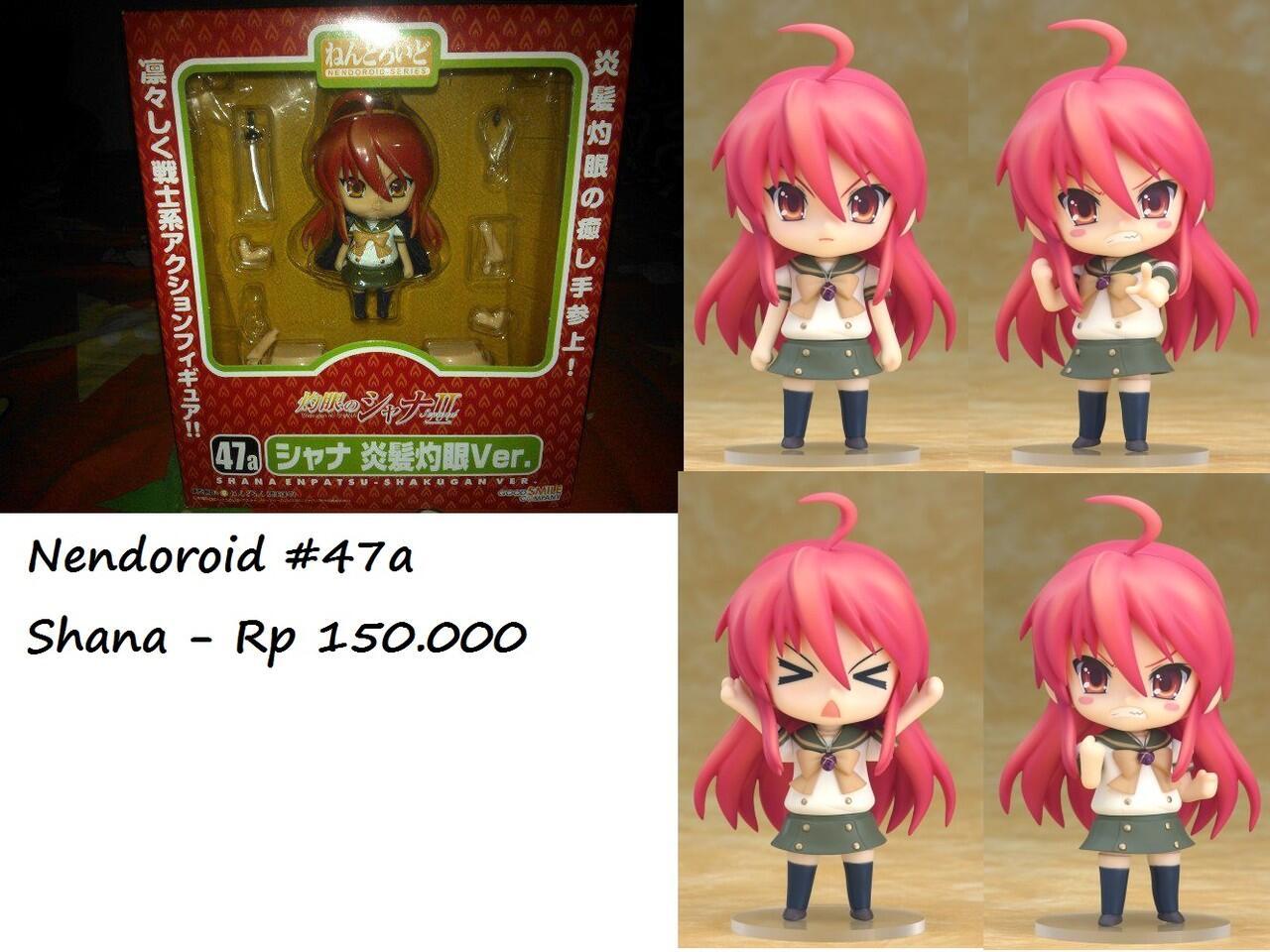 Joe's Hobby Shop : Jual Nendoroid Kualitas Ori~