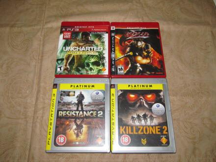 ## JUAL GAME-GAME PS3 2ND [BANDUNG] ##