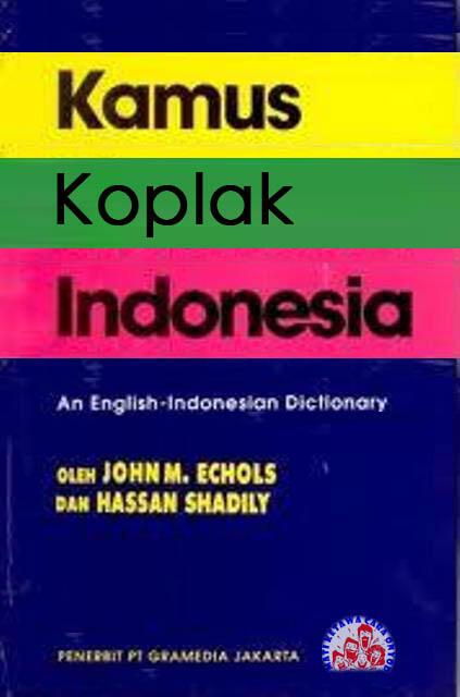 Kamus Singkatan Koplak Indonesia